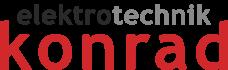 Elektrotechnik Konrad Logo